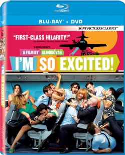 I'm So Excited (Blu-ray/DVD)