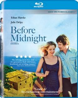 Before Midnight (Blu-ray Disc)