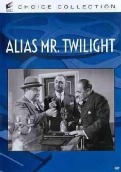 Alias Mr. Twilight (DVD)