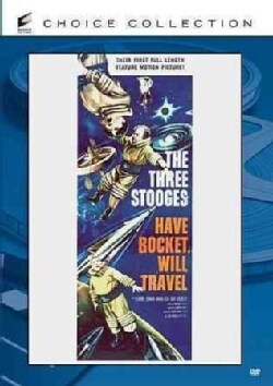 Have Rocket, Will Travel (DVD)