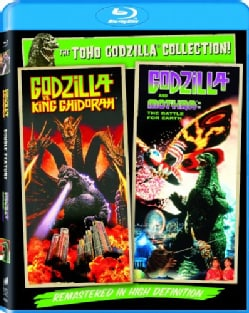 Godzilla Vs. King Ghidorah/Godzilla Vs. Mothra (Blu-ray Disc)