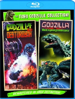 Godzilla Vs. Destroyah/Godzilla Vs. Megaguirus: The Annihilation Strategy (Blu-ray Disc)