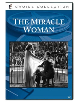 The Miracle Woman (DVD)