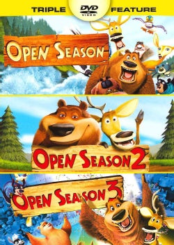 Open Season Trilogy (DVD)