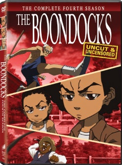 The Boondocks: The Complete Fourth Season (DVD)