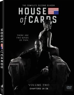 House of Cards: The Complete Second Season (DVD)