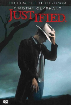 Justified Season 5 (DVD)