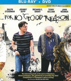 For No Good Reason (Blu-ray/DVD)