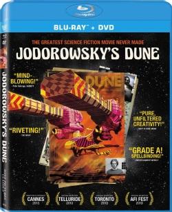 Jodorowsky's Dune (Blu-ray/DVD)