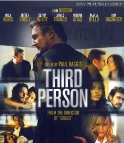 Third Person (Blu-ray Disc)