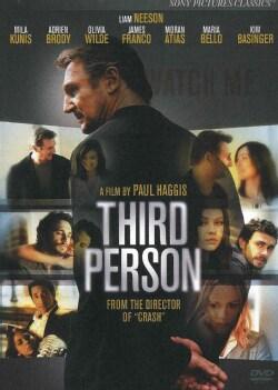 Third Person (DVD)