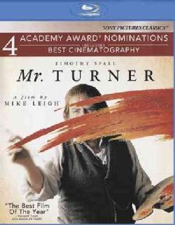 Mr. Turner (Blu-ray Disc)