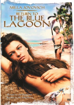 Return to The Blue Lagoon (DVD)