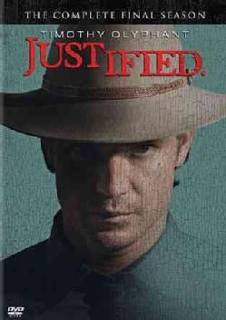 Justified: Final Season (DVD)