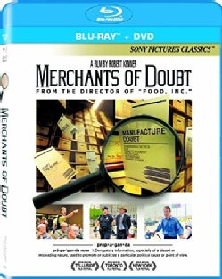 Merchants of Doubt (Blu-ray/DVD)