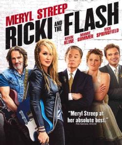 Ricki And The Flash (Blu-ray Disc)