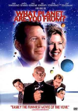 What Planet Are You From (DVD)