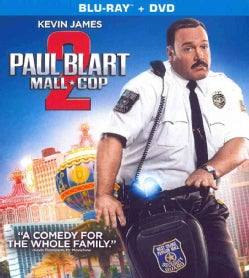 Paul Blart: Mall Cop 2 (Blu-ray/DVD)