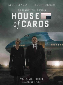 House of Cards: The Complete Third Season (DVD)