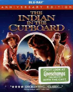 Indian in The Cupboard 20th Anniversary Edition (Blu-ray Disc)