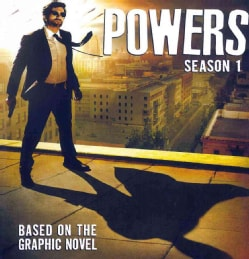 Powers Season One (Blu-ray Disc)