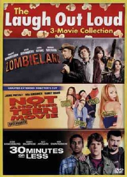30 Minutes or Less/Not Another Teen Movie/Zombieland (DVD)