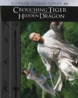 Crouching Tiger, Hidden Dragon (Blu-ray Disc)