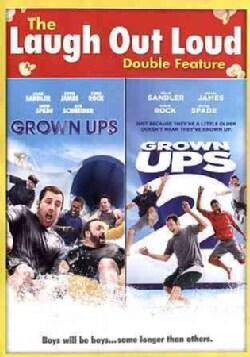 Grown Ups/Grown Ups 2 (DVD)
