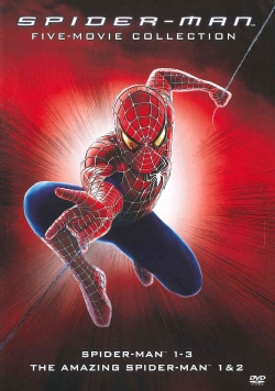 The Amazing Spider-Man 2/The Amazing Spider-Man/Spider-Man 1-3