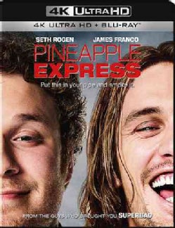 Pineapple Express (4K Ultra HD Blu-ray)