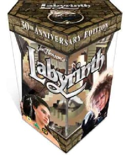 Labyrinth Gift Set (Anniversary Edition) (Blu-ray Disc)