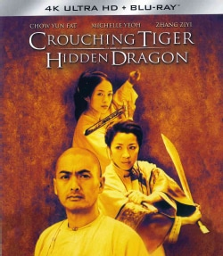 Crouching Tiger, Hidden Dragon (4K Ultra HD Blu-ray)