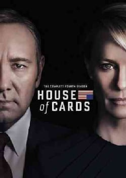 House of Cards: The Complete Fourth Season (DVD)