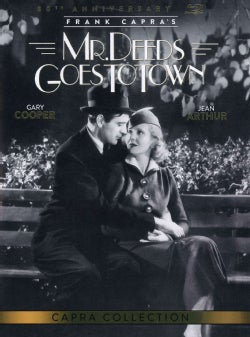 Mr. Deeds Goes To Town (80th Anniversary Edition) (Blu-ray Disc)