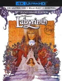 Labyrinth (30th Anniversary) (4K Ultra HD Blu-ray)