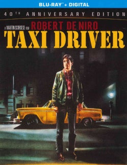 Taxi Driver 40th Anniversary Edition (Blu-ray Disc)