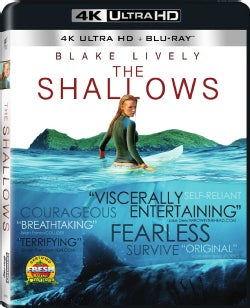 The Shallows (4K Ultra HD Blu-ray)