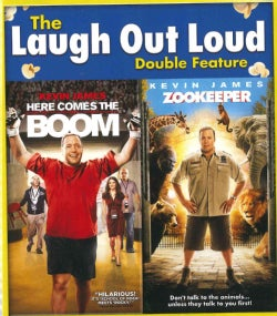 Here Comes The Boom/Zookeeper (Blu-ray Disc)