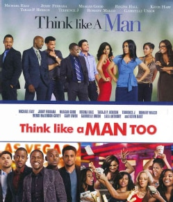 Think Like A Man/Think Like A Man 2 (Blu-ray Disc)