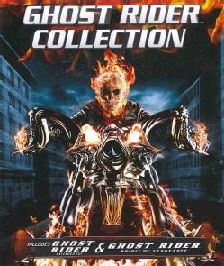 Ghost Rider/Ghost Rider Spirit of Vengeance (Blu-ray Disc)