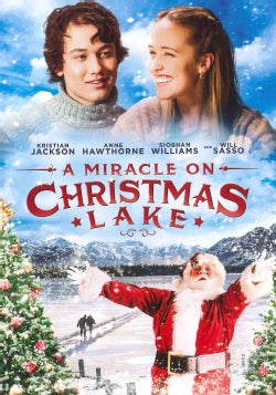A Miracle On Christmas Lake (DVD)
