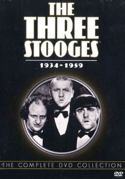 The Three Stooges Collection: The Complete Set 1934-1959