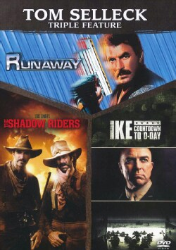 Ike: Countdown to D-Day/Runaway/The Shadow Riders