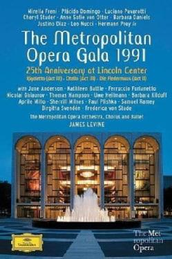 Metropolitan Opera Gala 1991: 25th Anniversary At Lincoln Center (DVD)