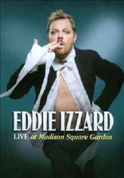 Eddie Izzard: Live At Madison Square Garden (DVD)