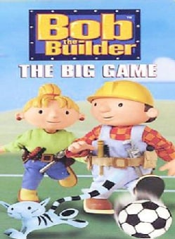Bob The Builder: The Big Game (DVD)