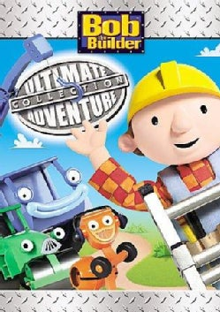 Bob The Builder: Bob's Ultimate Adventure Collection (DVD)