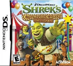 NinDS - Shrek`s Carnival Craze