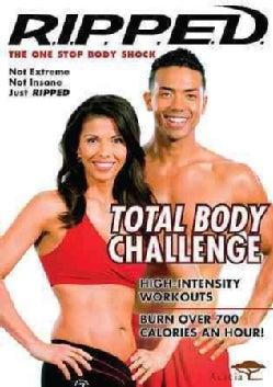 R.I.P.P.E.D. Total Body Challenge (DVD)
