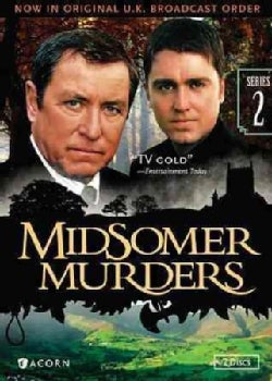 Midsomer Murders: Series 2 (DVD)